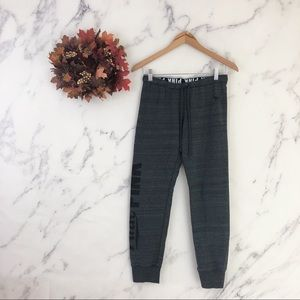 PINK Victoria's Secret Spell Out Joggers